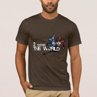 braune klassische T - Shirts 2RTW