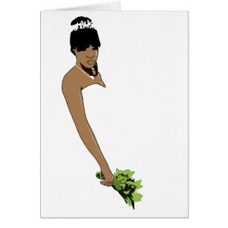 Braut 1 karte