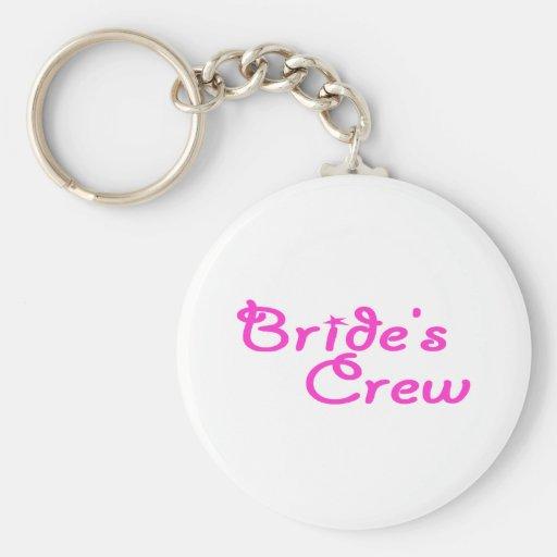 Braut-Crew Schlüsselanhänger