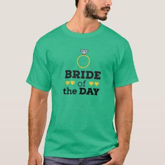 Braut des Tages Zqx9c T-Shirt