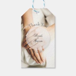 Braut-Diamant-Ring-Fotografie-Editable Hochzeit Geschenkanhänger