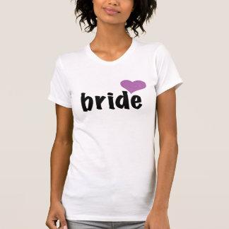Braut - Herz T-Shirt