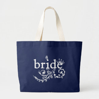 Braut Jumbo Stoffbeutel