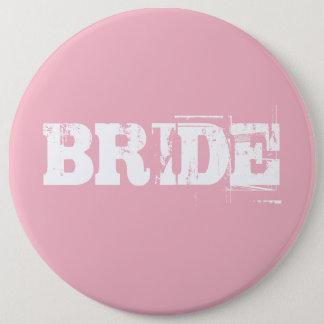 Braut-Knopf Runder Button 15,3 Cm
