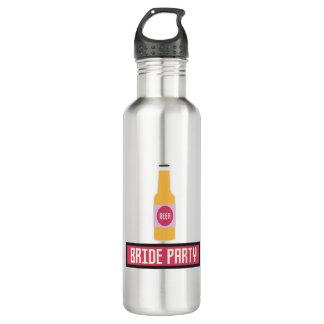 Braut-Party-Bierflasche Z6542 Trinkflasche
