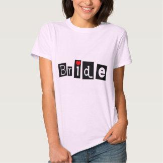 Braut (Quadrat) Hemden