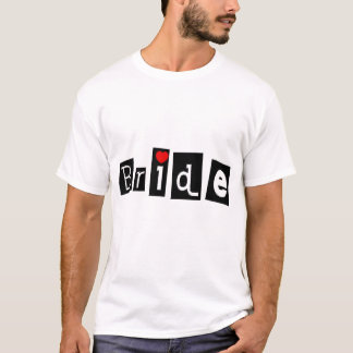 Braut (Quadrat) T-Shirt