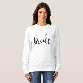Braut-Sweatshirt Sweatshirt