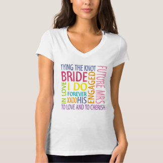 Braut T-Shirt