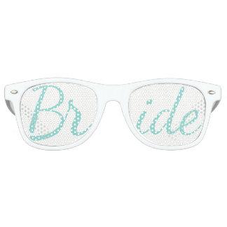 BRAUT u. Co-Hochzeits-Party-Braut-Sonnenbrillen Sonnenbrille