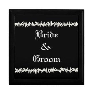 Braut-und Bräutigam-Kasten Geschenkbox