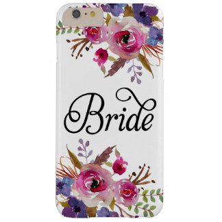 Braut-Vintager BlumenCase-Mate iPhone 6/6s Fall Barely There iPhone 6 Plus Hülle
