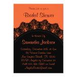 Braut-zu-ist Brautparty einladen niedlich Individuelle Ankündigungskarte