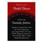 Braut-zu-ist Brautparty einladen niedlich Einladung
