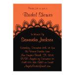 Braut-zu-ist Brautparty einladen niedlich Individuelle Einladungskarte