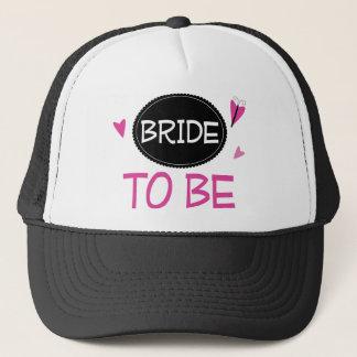 Braut, zum Geschenk-Idee zu sein Truckerkappe