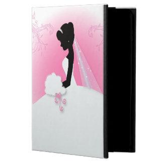 Brautbraut-Silhouette frau Right Pink