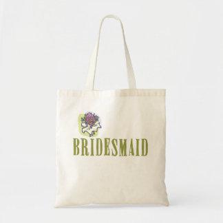 Brautjungfer Einkaufstaschen