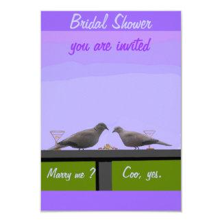 Brautparty UAWG-Karten 8,9 X 12,7 Cm Einladungskarte