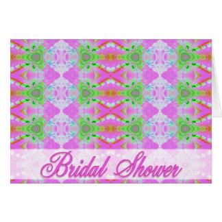 Brautpartyeinladung Grußkarte
