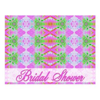 Brautpartyeinladung Postkarten