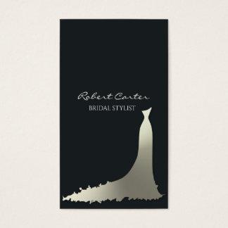 BrautStylist-Mode-Haus-Kleidersalon Visitenkarte