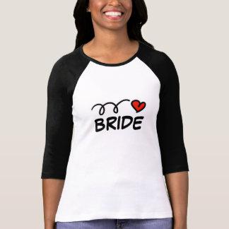BRAUTt-shirt für wedding oder T-Shirt