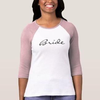 Brautt-shirt Hemden