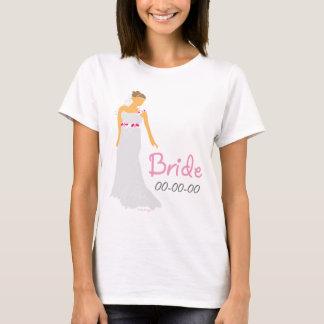 BrautT - Shirt-Kleidergeschenk T-Shirt