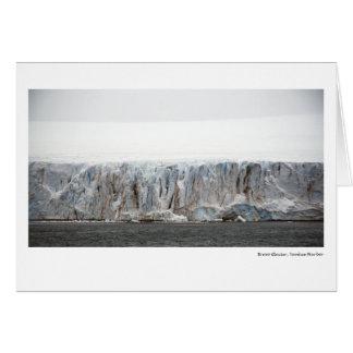Bravo-Gletscher, Yankee-Hafen Karte