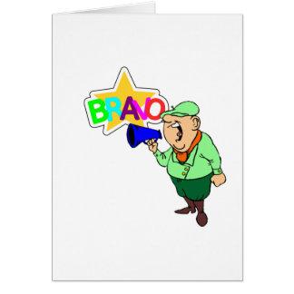 BRAVO KARTE