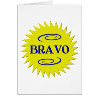 Bravo! Karte