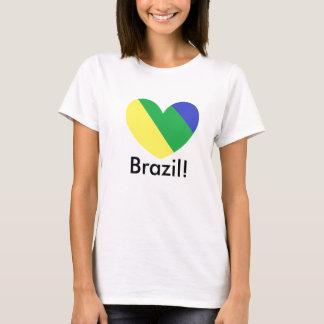 brazil, Brasilien! T-Shirt