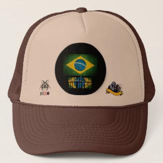 brazil Mütze bjj fighter