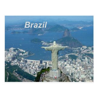 Brazil-Rio-de-Janeiro--Angie- jpg Postkarte