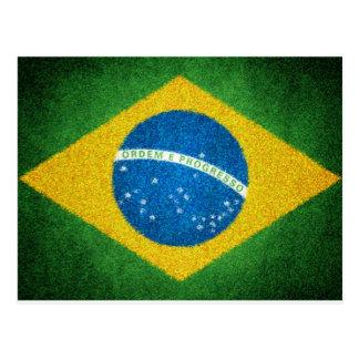 Brazilian_Flag_Se_Painting.jpg Postkarte