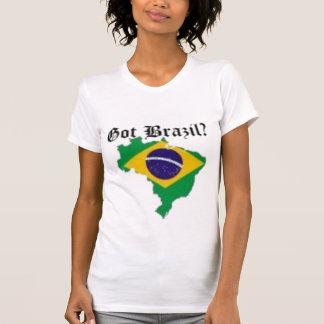 Brazillian Frauen Sleeveless (Brasilien erhalten) T-Shirt