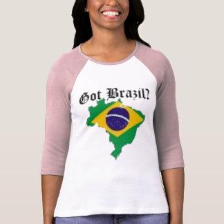 Brazillian weiblicher T - Shirt (Brasilien
