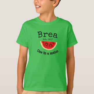 """Brea Kalifornien """"eins in einer Melone"""" Shirt für"""