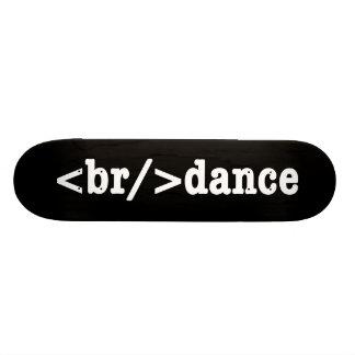 breakdance HTML Individuelle Decks