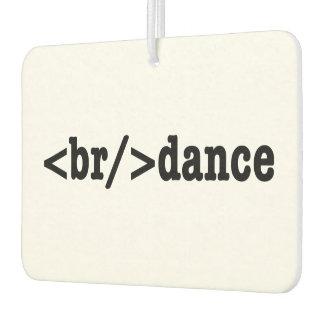 breakdance HTML Lufterfrischer