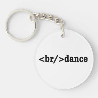 breakdance HTML Schlüsselanhänger
