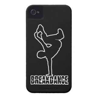 Breakdance kundenspezifische Farbtelefon-Hüllen iPhone 4 Hüllen