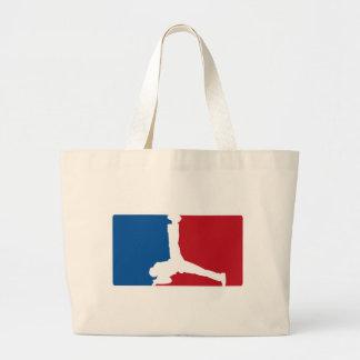 Breakdance Liga Einkaufstaschen