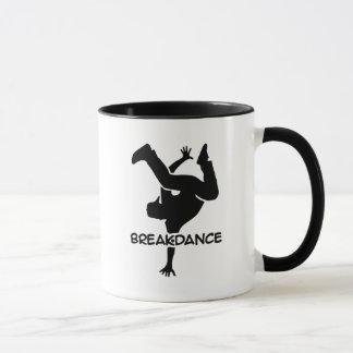 Breakdance Tasse