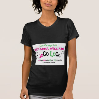 BREANNA: Angepasstes Kasten-T-Stück T-Shirt