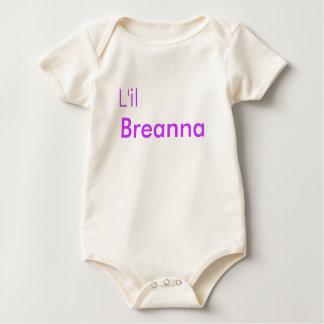Breanna Baby Strampler