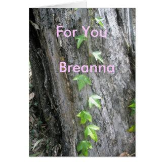 Breanna Karte