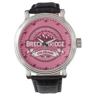Breck Geißblatt-Uhr Armbanduhr