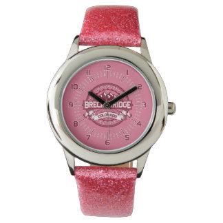 Breckenridge-Geißblatt-Uhr Uhr